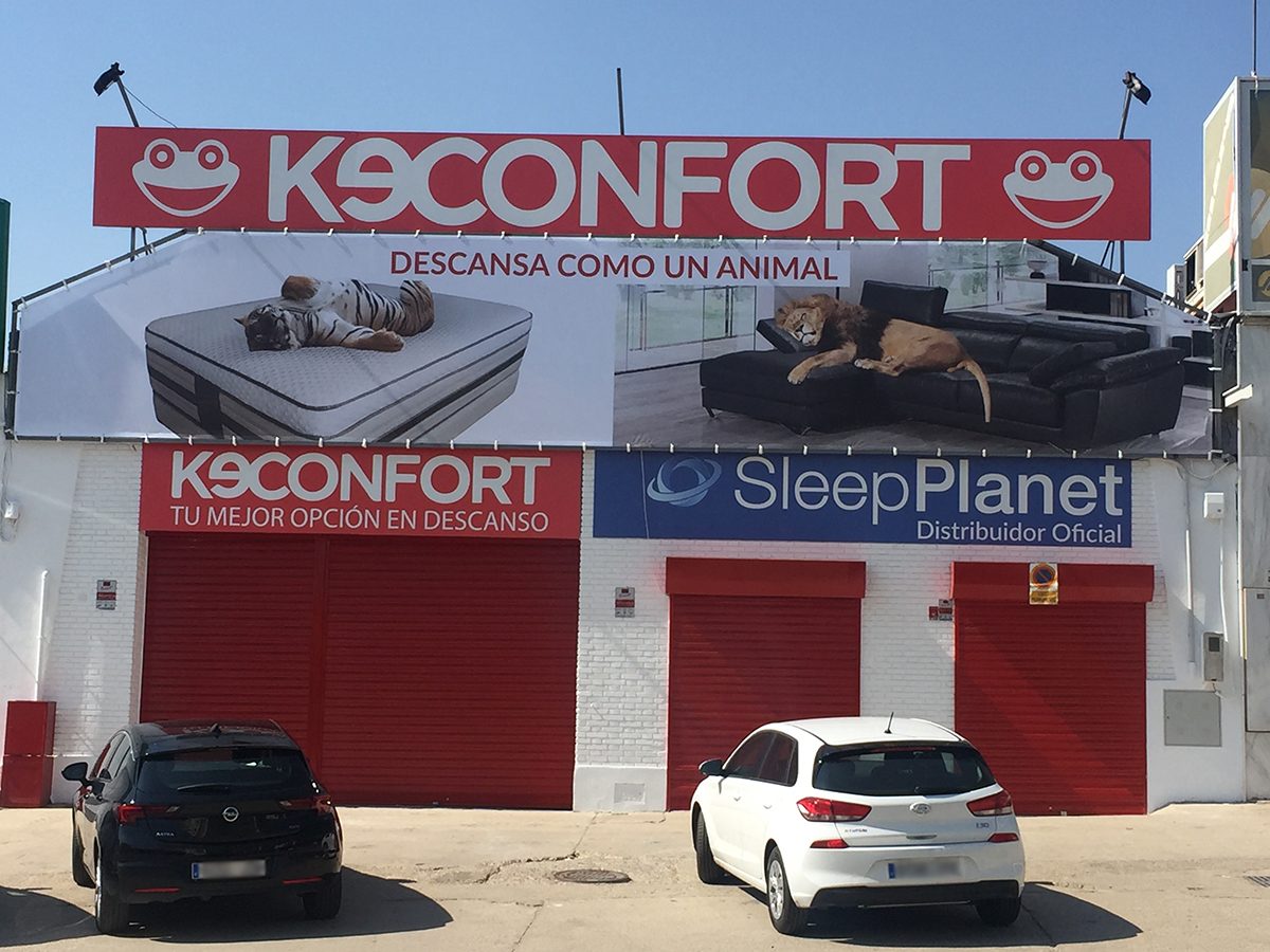 Nueva Tienda Sleep Planet Beda Colchones Sleep Planet # Muebles Goterris