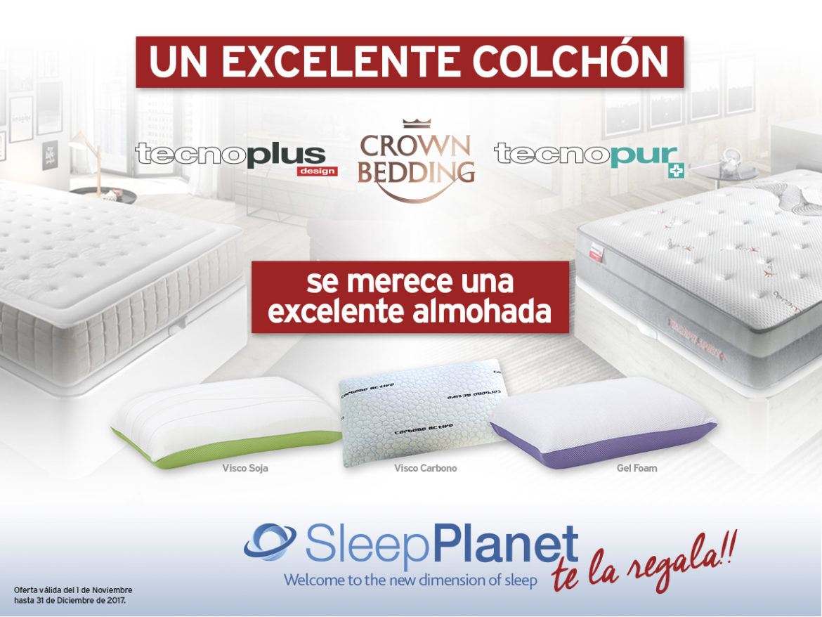 colchón sleep planet