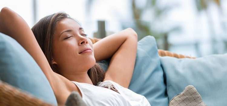 dormir mejor en vacaciones