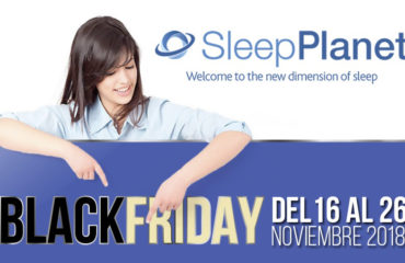 Black Friday 2018 Sleep Planet
