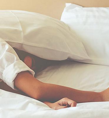 Sleep Planet signos de la falta de sueño