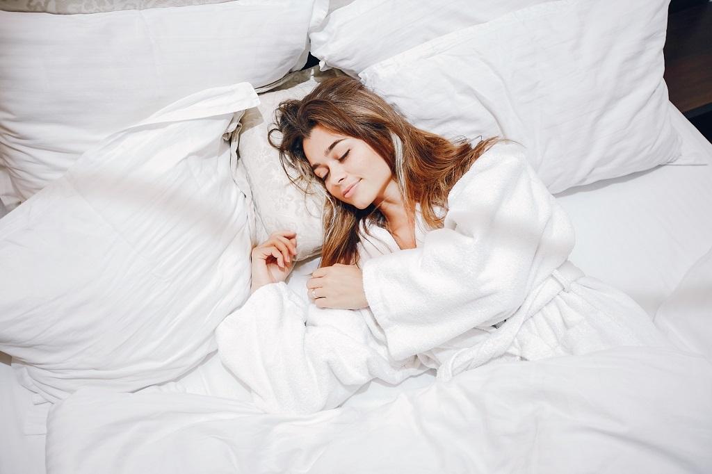 Tu posición al dormir y su relación con tu personalidad