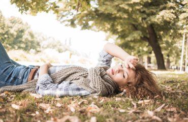 Consejos para dormir bien en otoño