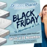 Black Friday 2019 Sleep Planet
