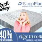 Black Friday 2020. ¡Ofertas en colchones Sleep Planet!